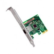Intel Ethernet Server Adapter I210-T1 (Single-Port 1G Eth., Audio-Video-Bridging (AVB), PCIe2.1 2.5GT/s, MDI/MDI-X, APM, ACPI 2.0c, PXE, iSCSI Remote Boot, ECC Packet Buffers, FH & LP brackets), bulk