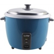 Greenchef Spectra Electric Rice Cooker(1.2 L, Blue)