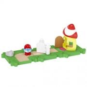 Smurfs 2 Micro Figure Starter Pack: Papa Smurf House