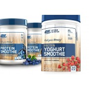 Optimum Nutrition Protein Yoghurt Smoothie fehérje joghurt Italpor 35g tasak