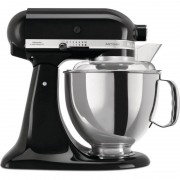 KitchenAid 5KSM175PSBOB Artisan 4.8L Stand Mixer Onyx Black