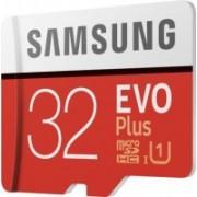 Samsung EVO Plus 32 GB MicroSDXC Class 10 100 MB/s Memory Card(With Adapter)