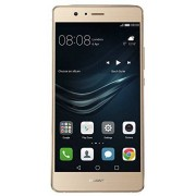 Huawei P9 lite Smartphone (13,2 cm (5,2 inch) touchscreen, 16 GB intern geheugen, dual SIM, Android 6) goud