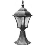 Kültéri álló lámpa h43cm antik ezüst Toscana 8398 Rábalux