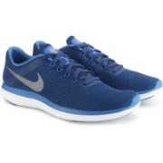Nike FLEX 2016 RN Running Shoes For Men(Blue)