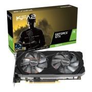 VGA KFA2 GTX 1660 Ti (1-Click OC), nVidia GeForce GTX 1660 Ti, 6GB, do 1785MHz, 24mj (60IRL7DSY91K)