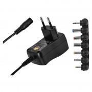 Adapter N3110 600mA 3-12V 100-240V 7 csatl.