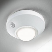 Osram 270886 LED Nightlux Ceiling batteri-loftlampe m/sensor IP20