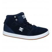 DC Shoes Crisis High Skateschoenen Donker Blauw