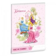 2 db Hercegnős füzet A5 - többféle - 2012