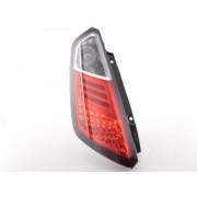 FK-Automotive fanale posteriore a LED per Fiat Grande Punto (tipo 199) anno di costr. 05-, chiaro/rosso