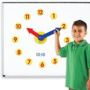 Set de activitati cu ceas - Learning Resources