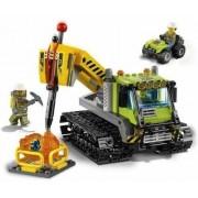 Vulkan - bandtraktor (Lego 60122 City)