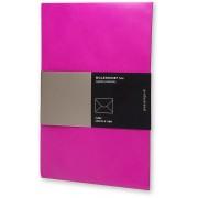 Moleskine Cartelletta Folder A4. Rosa