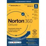 Symantec Norton 360 Deluxe 2020 - 5 Appareils 1 An