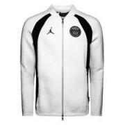 Nike Shirt Flight Knit FZ Jordan x PSG - Wit LIMITED EDITION