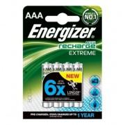 Energizer Akumulatorki ENERGIZER AAA/HR03 4szt.