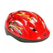 TOIMSA Cars - Casco para bicicleta - Talla 52-56