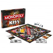 hra KISS - Rock Band monopolio - WM-MONO-KISS