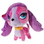 Heunec - Littlest Pet Shop 584570 - Zoe - Dog Spaniel - Peluche - 25cm