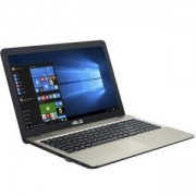 Лаптоп ASUS X541NC-GO060, 15.6 инча, 8 GB, 1 TB, Черен, ASUS X541NC-GO060 /15/N4200