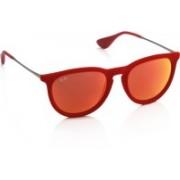 Ray-Ban Wayfarer Sunglasses(Red)