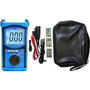HOLDPEAK 6688B Digitális szigetelési ellenállás mérő 500-5000VAC 1Mohm-200Gohm.