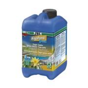 Tratament contra algelor plutitoare, JBL AlgoPond Green, 2,5L, pt 50000 L, 2606600