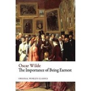 The Importance of Being Earnest (Original World's Classics), Paperback/Oscar Wilde