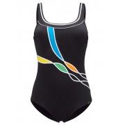 Sunflair Badeanzug besonders chlorresistent, schwarz