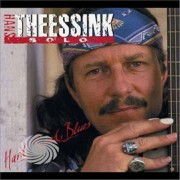 Video Delta Theessink,Hans - Hard Road Blues - CD
