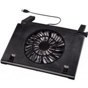 Postolje za laptop sa ventilatorom, Hama, CARBON LOOK, 54116
