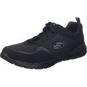 Skechers Flex Appeal 3.0-go Forward Tenis para Mujer, (BBK), 7.5 US