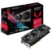 Asus AMD Radeon ROG Strix RX VEGA56 OC Edition 8GB HBM2 2048-bit Graphics Card