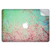 Bloesem design sticker voor de MacBook Air 13.3 inch