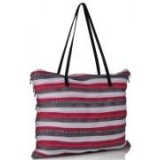 Use Me String it on White, Pink, Grey Shoulder Bag