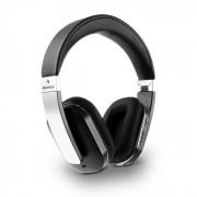 Auna Elegance, Bluetooth NFC слушалки, батерии, хендсфри, изкуствена кожа, алуминий, aptX (BTF8-BT001)