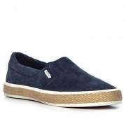 Gant Schuhe Herren, Velours, blau