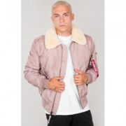 Alpha Industries Injector III Giacca Rosa M