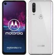 Motorola Moto One Action 128 + 4 GB Liberado - Blanco
