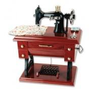 Generic Musical Sewing Machine Music Box Vintage Look