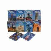 39 3D-pussel. välj ml. diff. sevärdheter Burj Al Arab