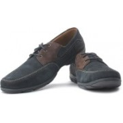 Clarks Latch Mast Corporate Casuals For Men(Brown, Navy, Tan)