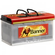 Banner 12V 100Ah 820A baterie auto Power Bull Professional cod PRO P10040