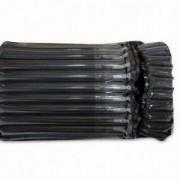 Надуваема опаковка, черна, за касети, Static, размер 320x465mm