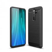 Carcasa TECH-PROTECT TPUCARBON Xiaomi Redmi Note 8 Pro Black