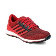 NYN MEN'S Red Mesh Outdoor Casual Shoes