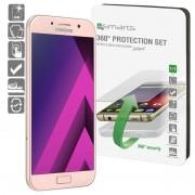 Conjunto de Protecção 4smarts 360 para Samsung Galaxy A5 (2017) - Transparente