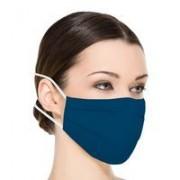 TS Santé 300 masques protecteurs réutilisables en tissu bleu marine