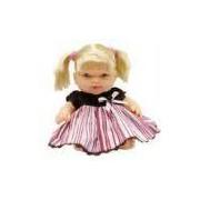 Boneca Dolls Collection Chucas Castanho - Cotiplás